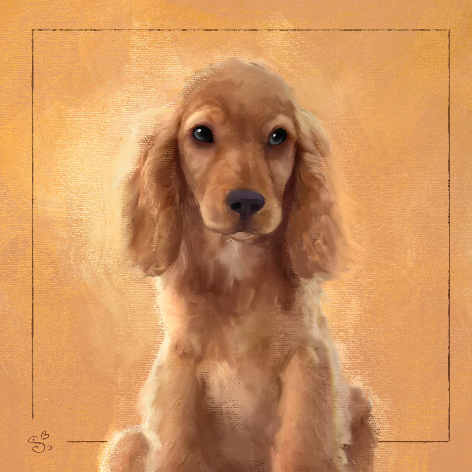 Timmy the Cocker Spaniel