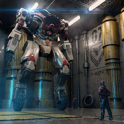 Adam milicevic robot comp