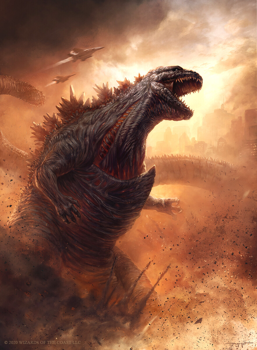 Godzilla, Doom Inevitable
