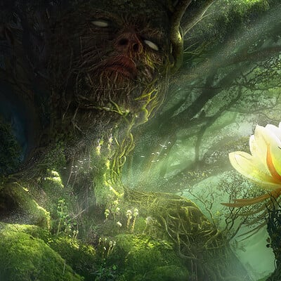 Panjoool forest source of life by panjoool dcussr0