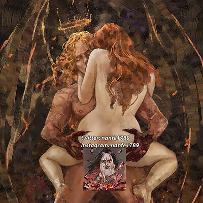 Nan fe satan and the m aiden