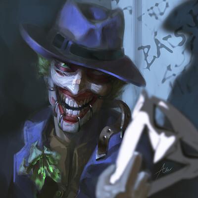 Aleksandra klepacka joker cci by astartte d91faay3