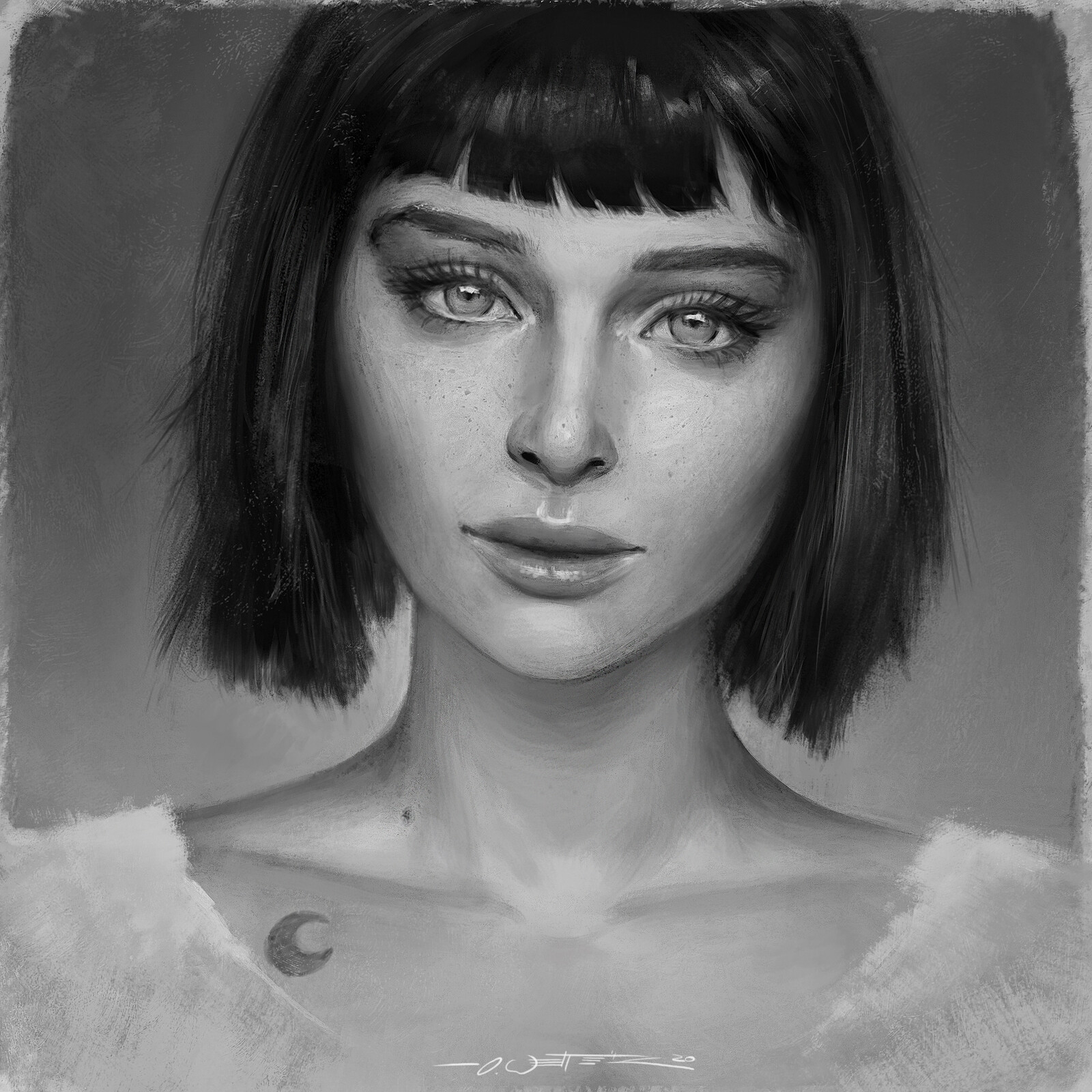Alice - Portrait Study