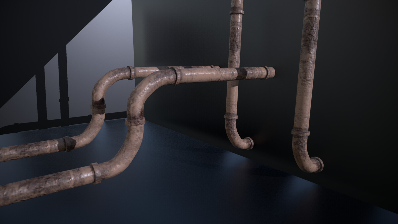 Pipes, completely modular