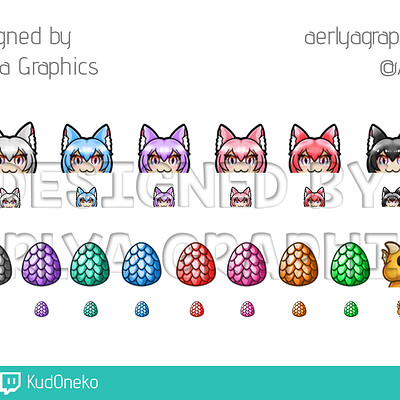 Aerlya graphics sample sb cb kud0neko