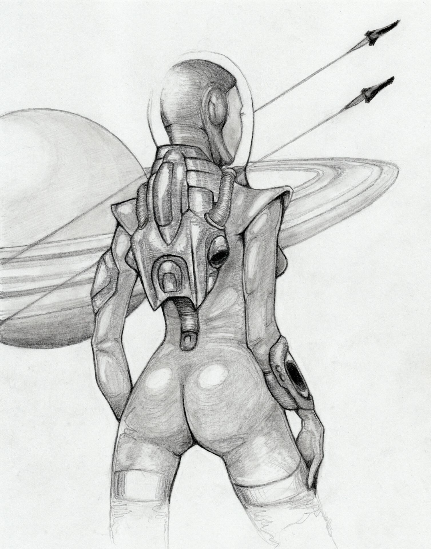 Pencil scan