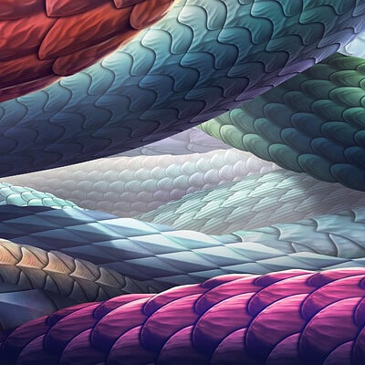 Zsolt kosa scale patterns cover gallery