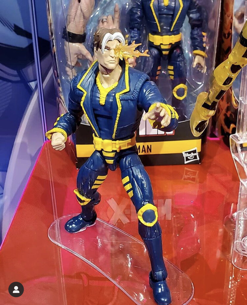 X-Man figure (as seen at Toy Fair 2019)