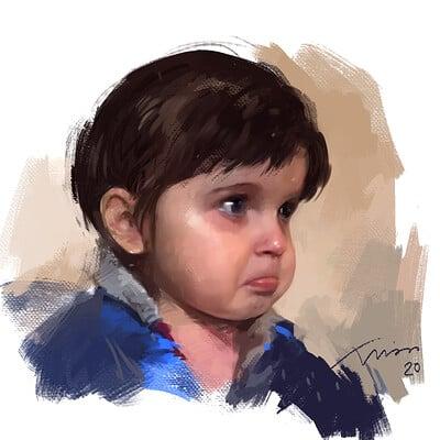 Kishore ghosh baby p
