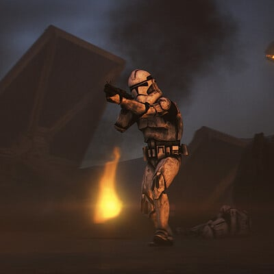 Lukasz stolarski clonetroopers out 00000