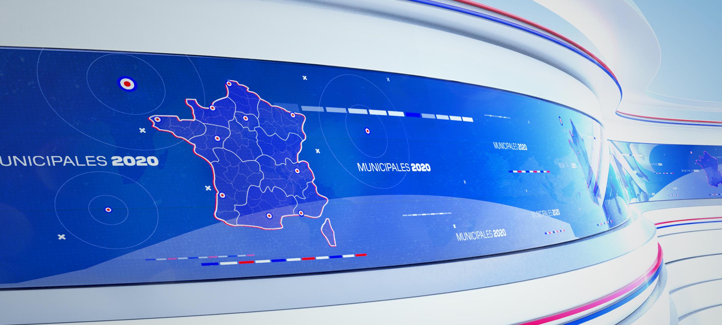 Élections Municipales 2020 BFMTV JARDIN