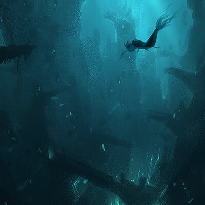 Lorenz hideyoshi ruwwe deepsea city