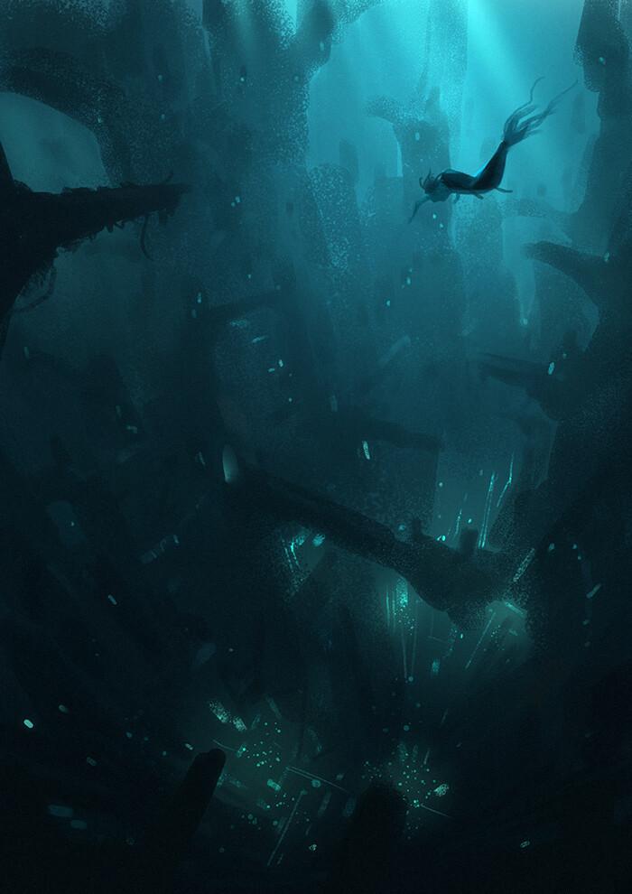 'deep sea city'