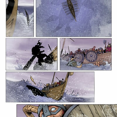 Riptide: Draken Issue 1 page 2