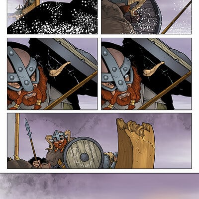 Riptide: Draken Issue 1 page 3