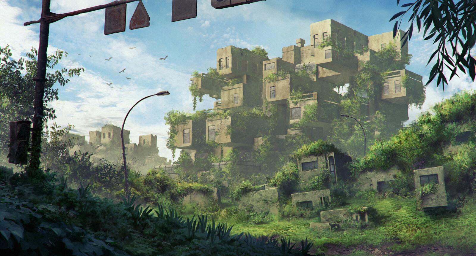 Habitat 67...in the future!