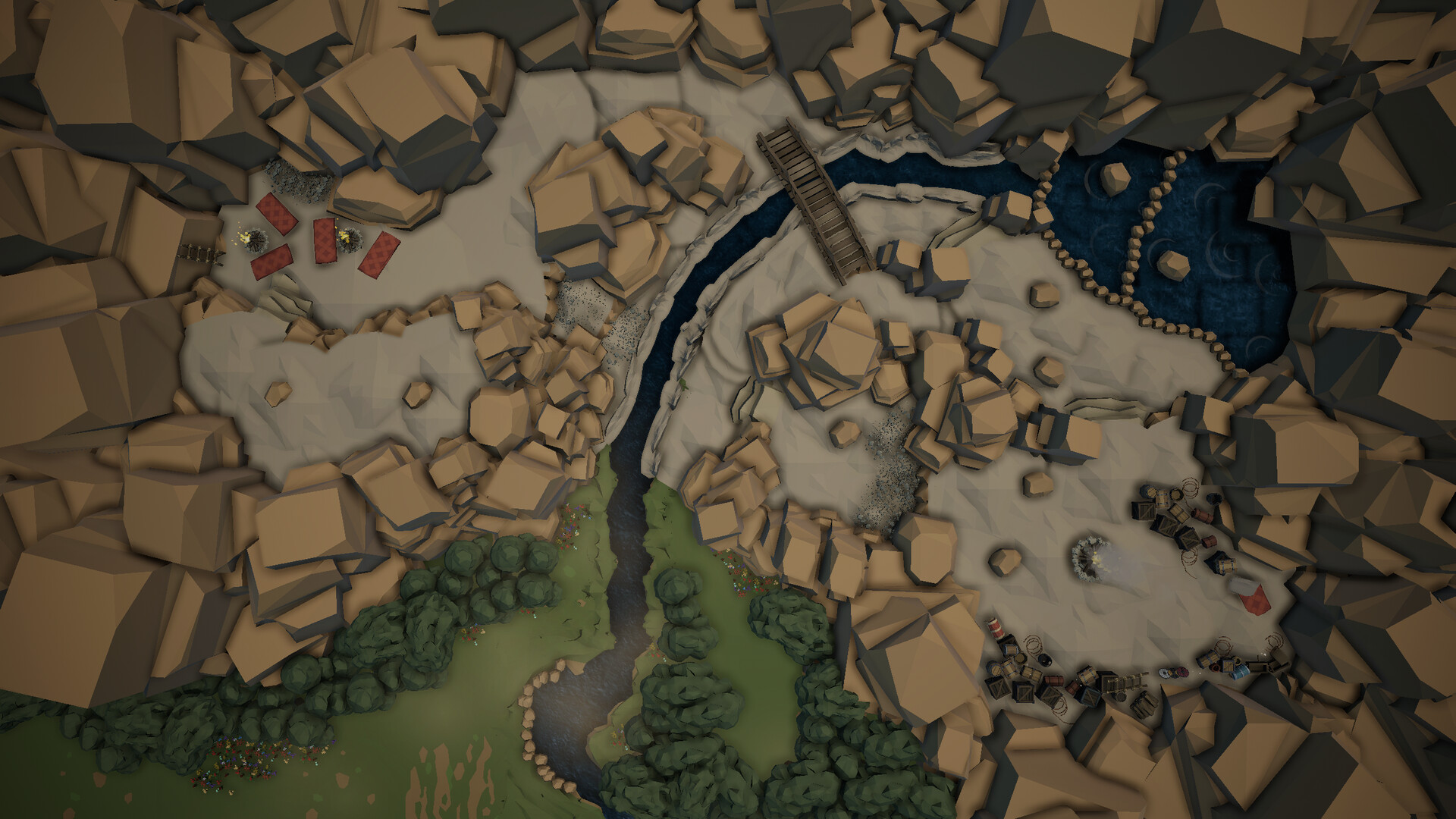 Artstation Lost Mines Of Phandelver Maps Roger Hennessy