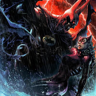 Jeremy roberts batman red rain