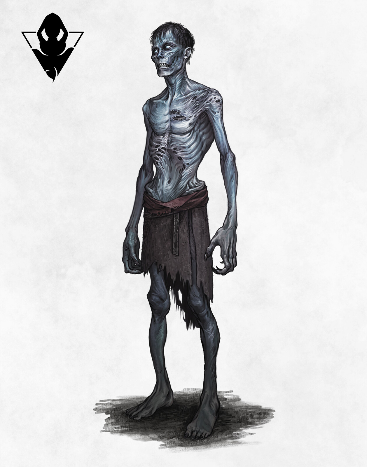 ice hearted-draugr