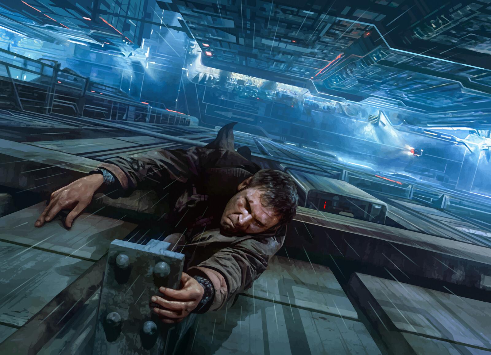 Blade Runner Rooftop