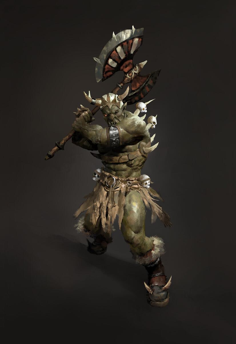 Orc Designs