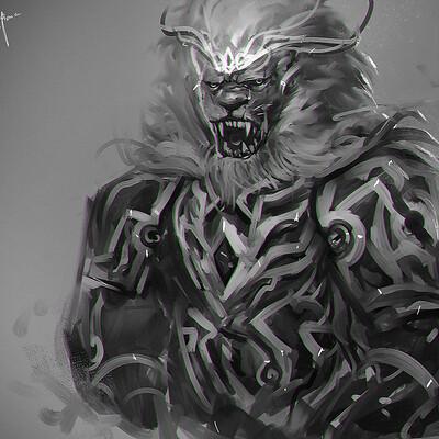 Benedick bana lion lord lores