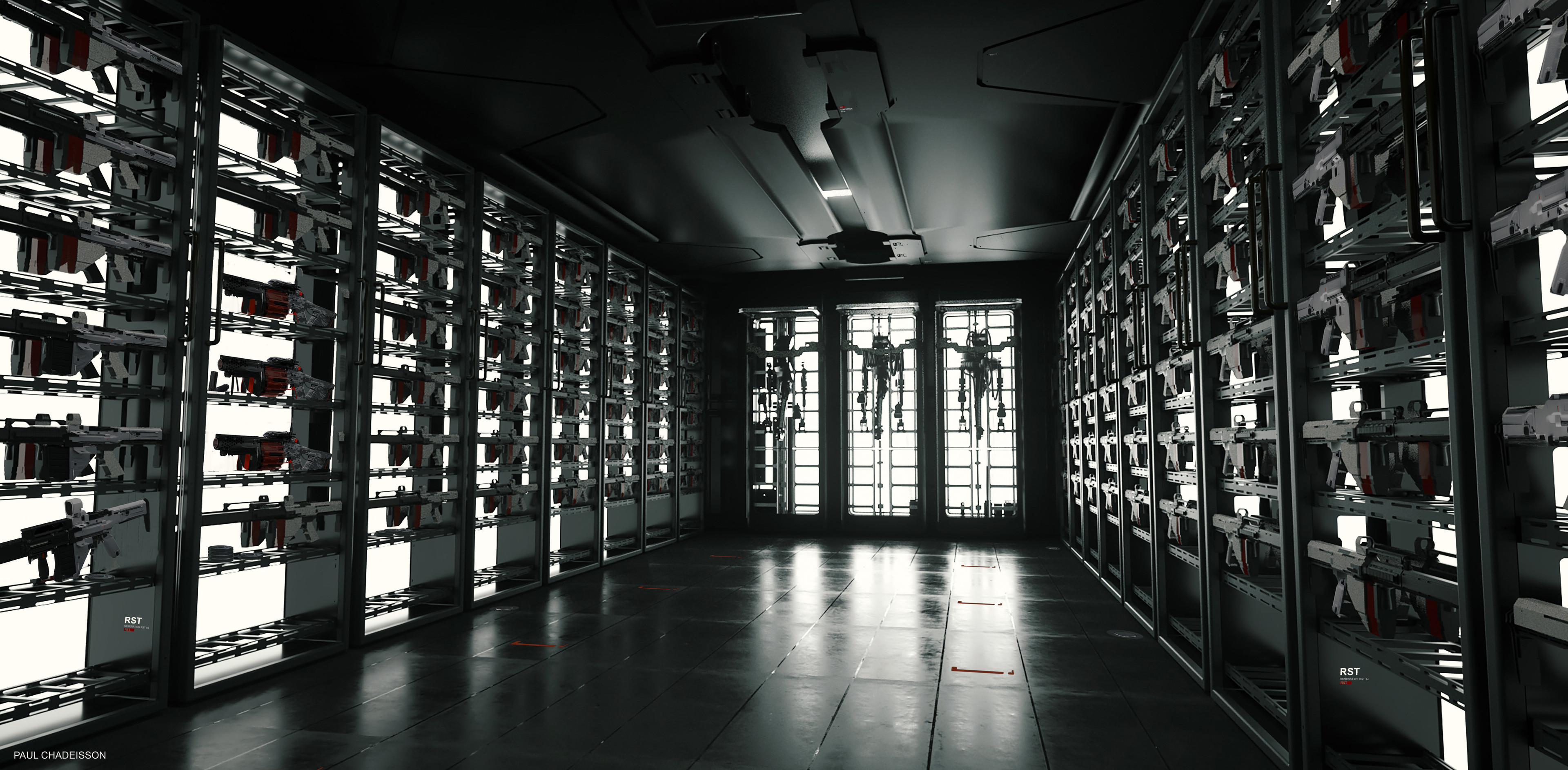 RST armory room