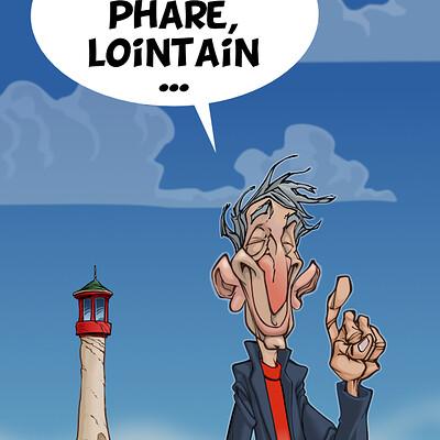 Renaud guyomard le phare
