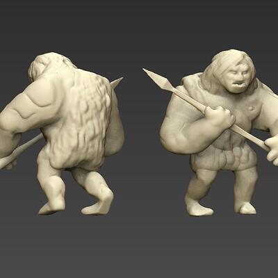 Niklas hook caveman