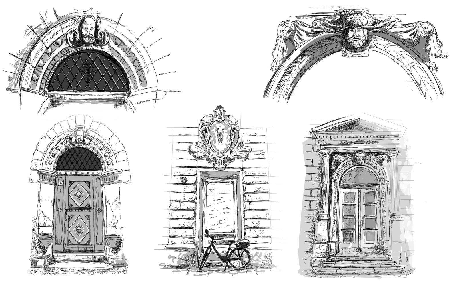 3 Doors Concepts