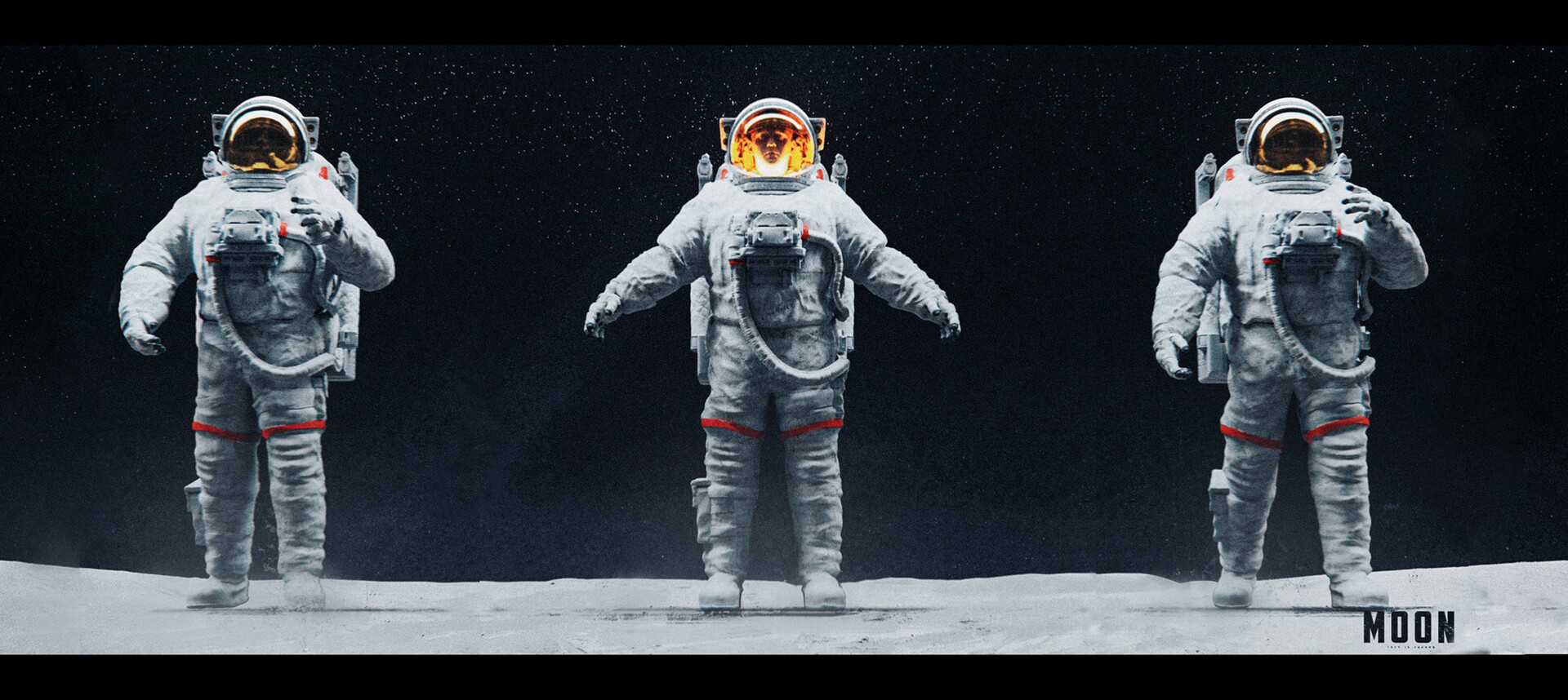 3D BASE. Nasa spacewalk suite.