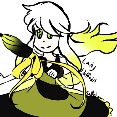 Espeon c lady daffodil