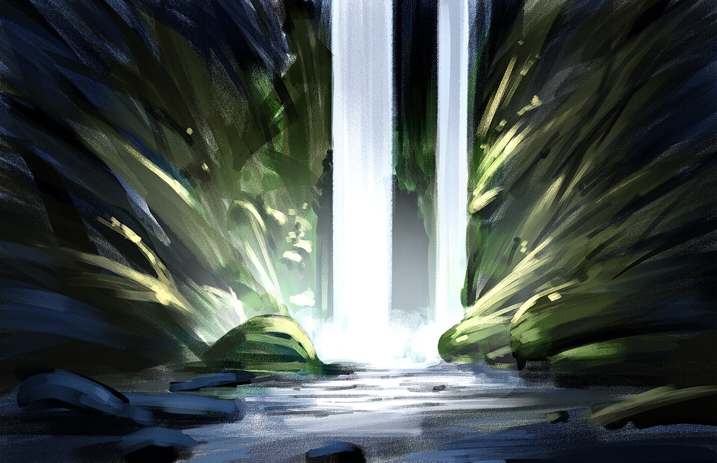 the 30 minute speed paint