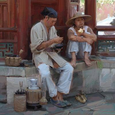Shuai zhang 46