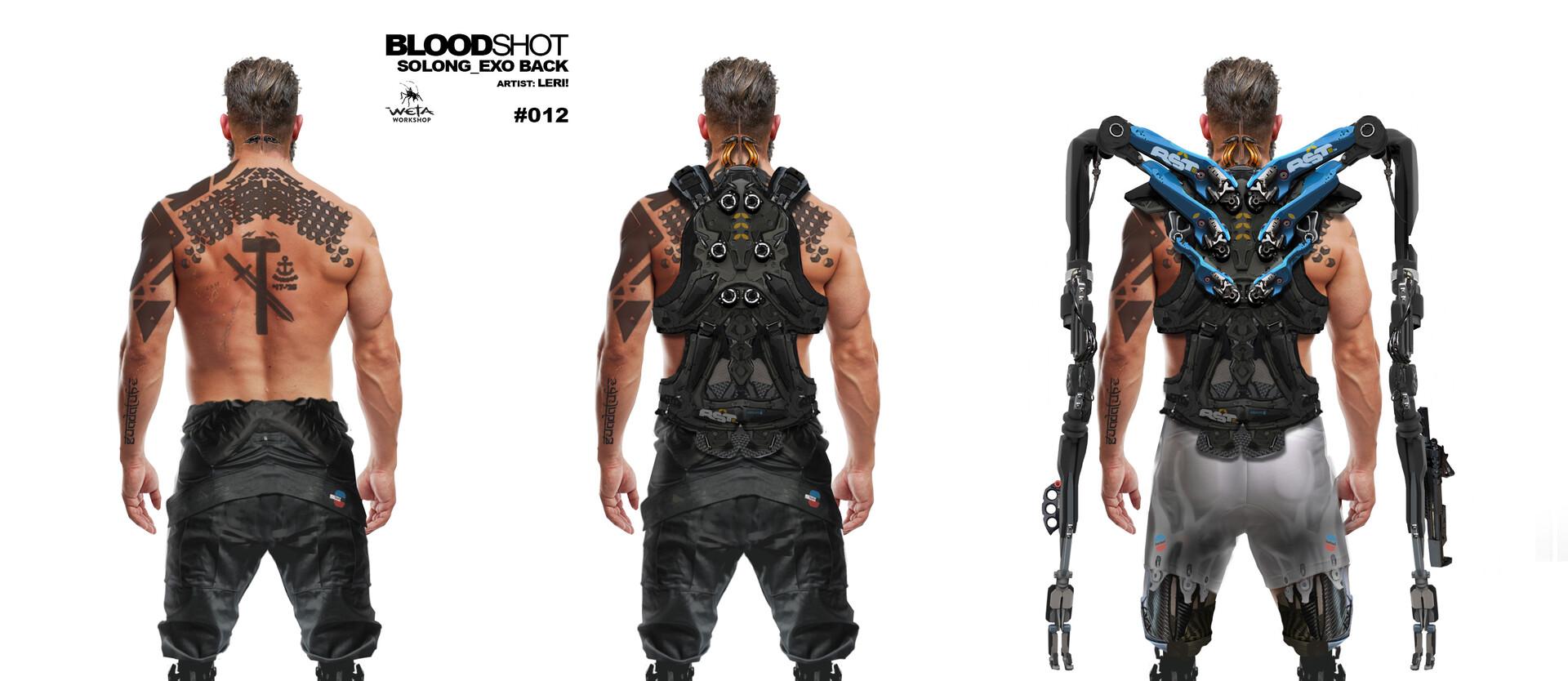 So Long Arm Concept - Artist: Leri Greer