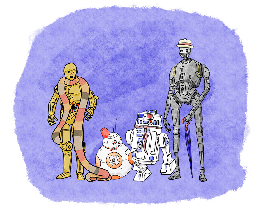 Droid Who Final Image