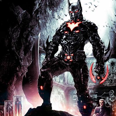 Jeremy roberts batman beyond