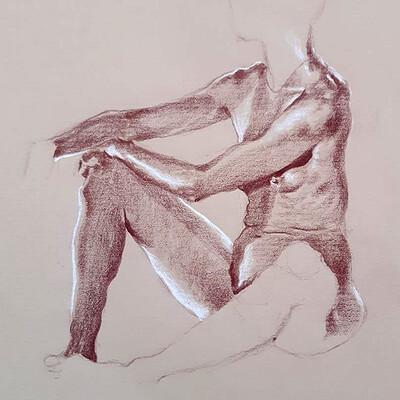 Guillaume bachmann modele vivant 06