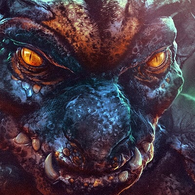 Zsolt kosa creature skin cover2