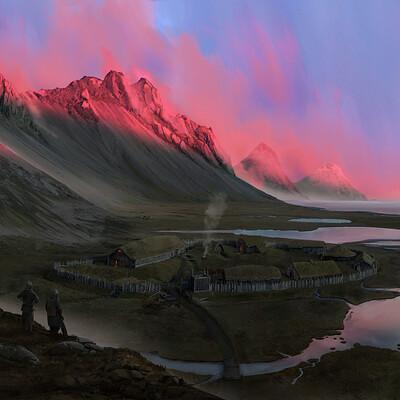Inaki andonegi viking outpost