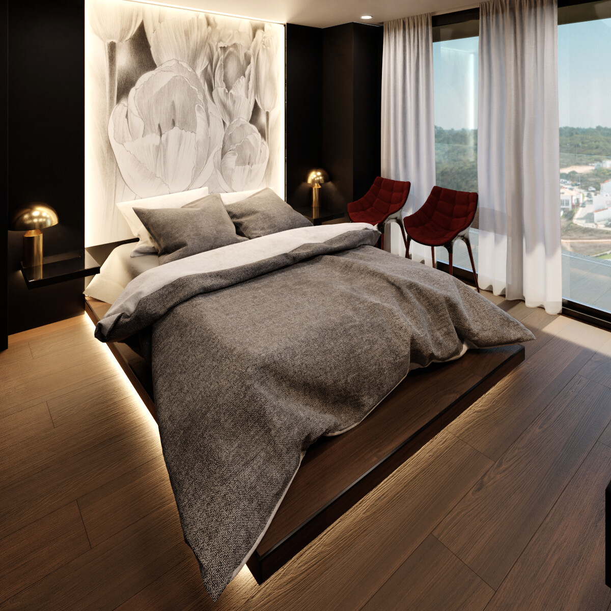 SM Double bedroom
