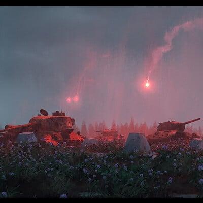 Rostyslav zagornov dex tanks