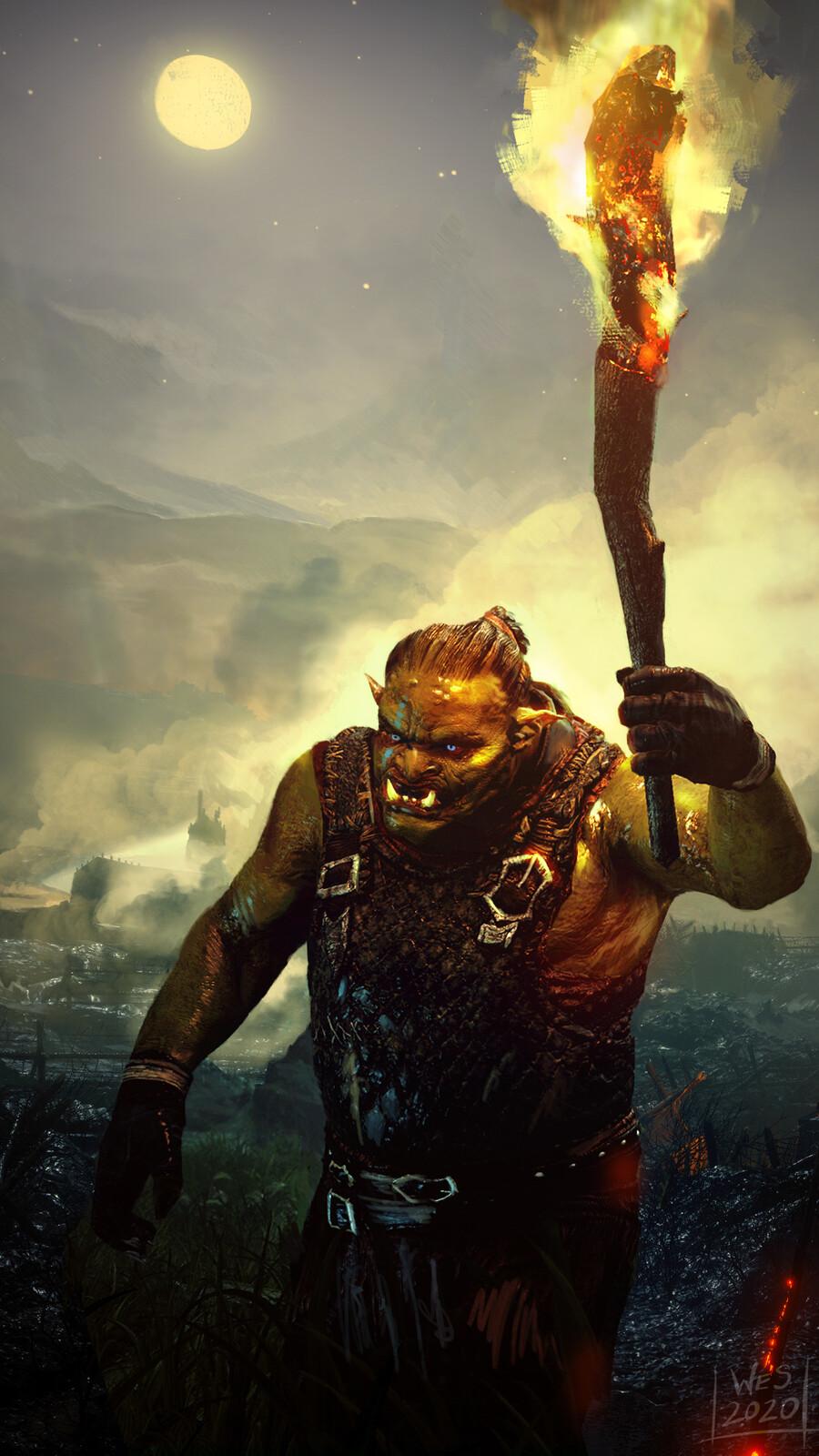 Orc Raid