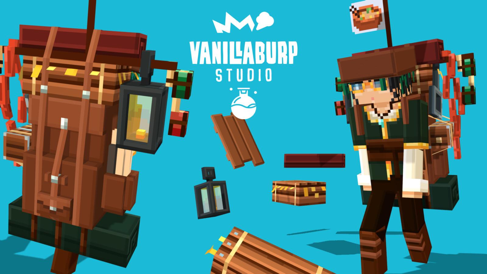 VanillaBurp's Ramen Backpack Express