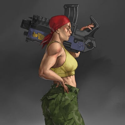 Melissa spandri seargent finish