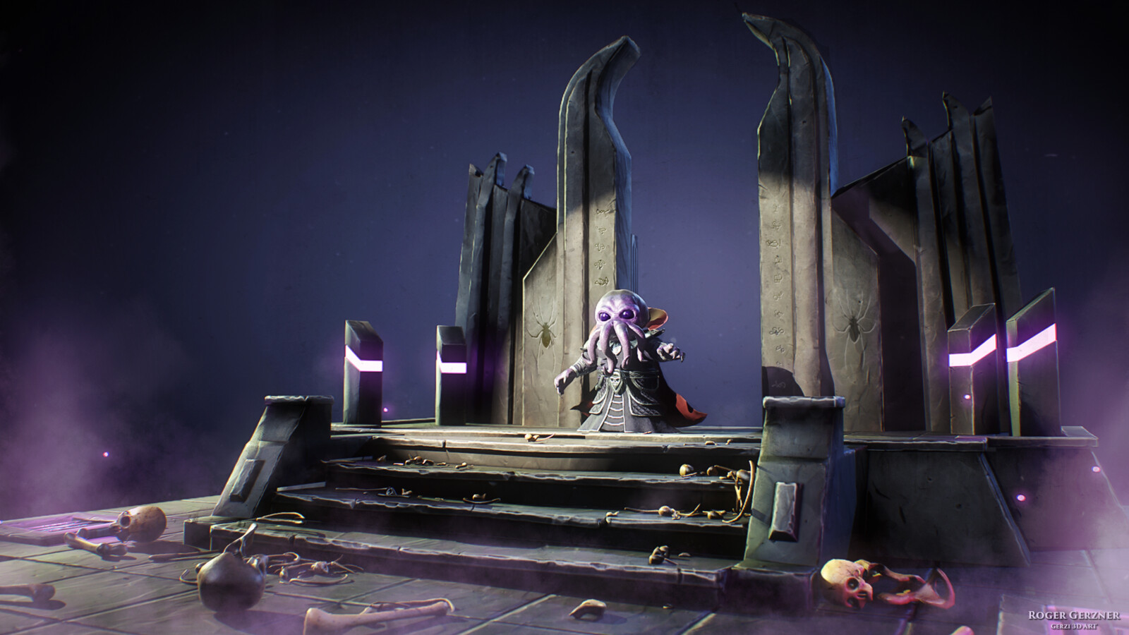 Illithid  Home Alone