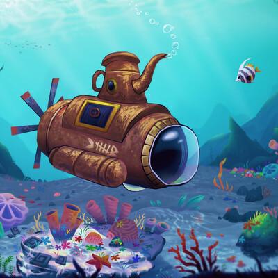 Nathan malone submarine