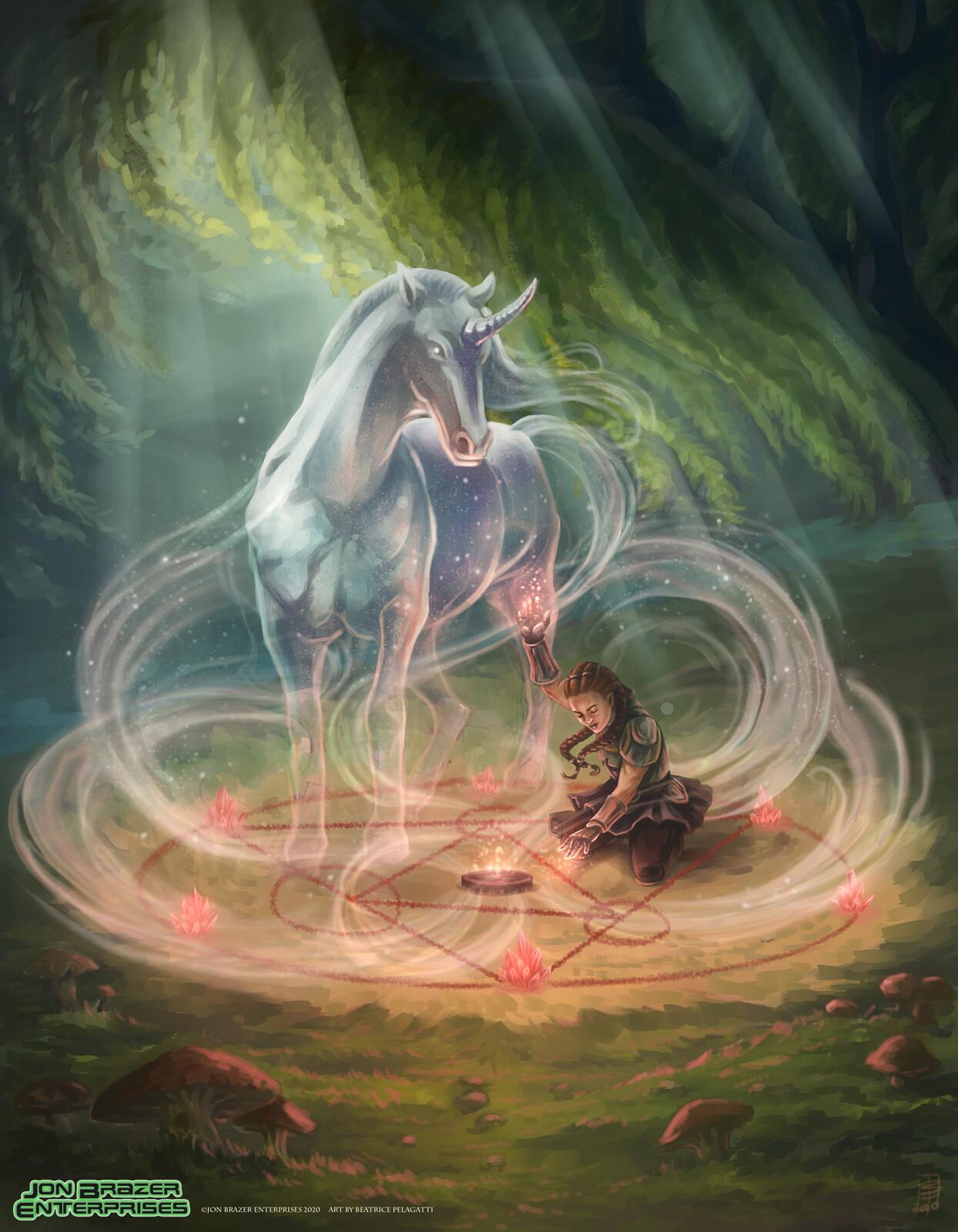 Conjured Creatures