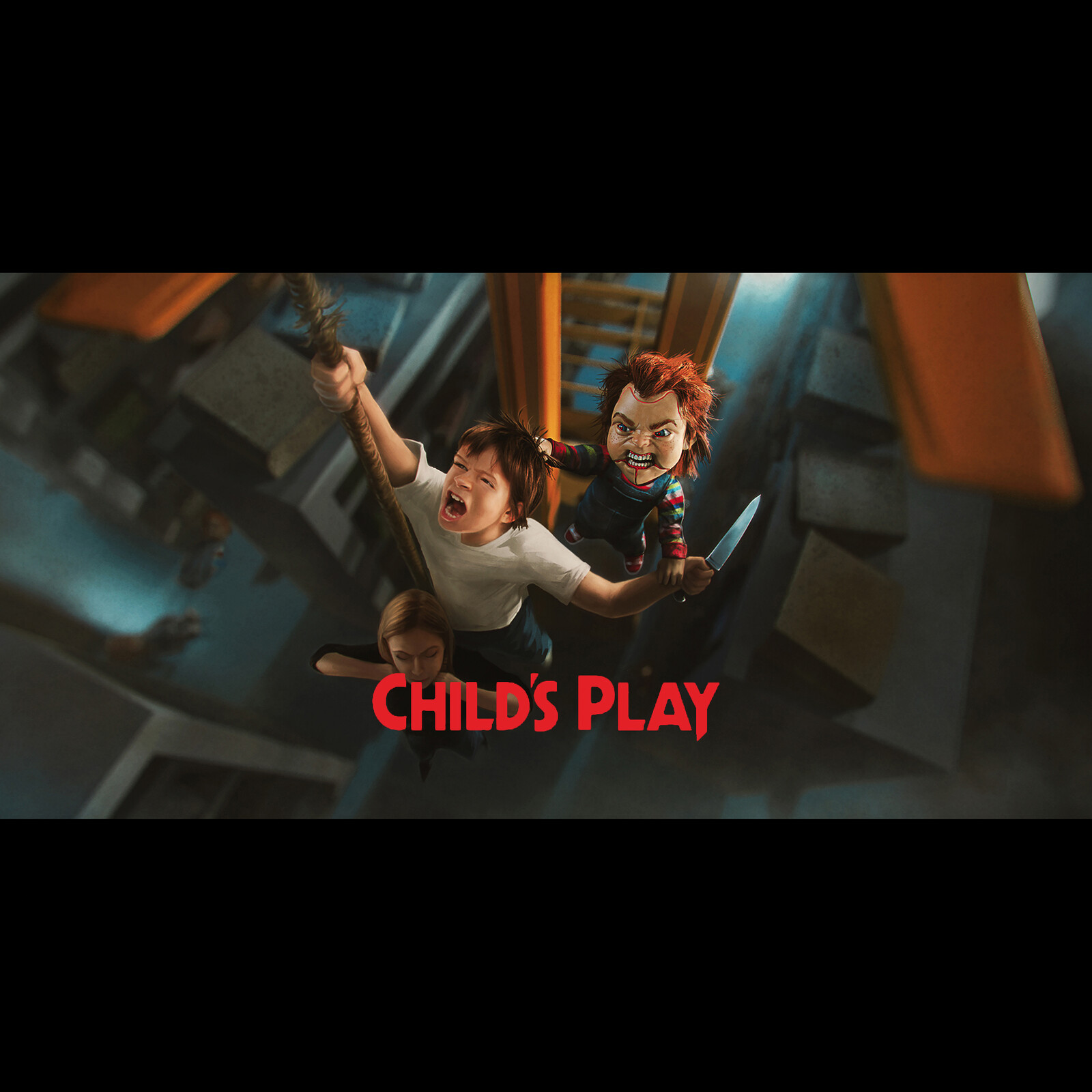 Childs Play 2019 concept art