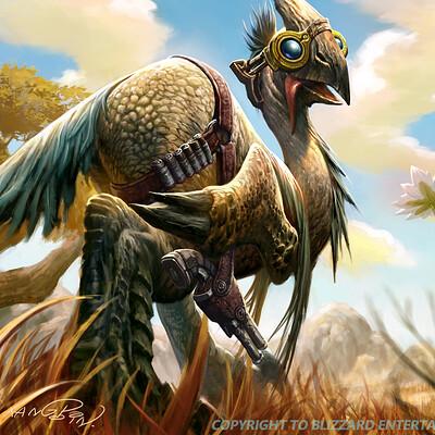 Ben zhang bird loot